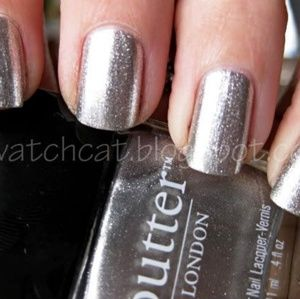 Butter london in RARE DIAMOND GEEZER NWT